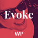 Evoke - Photo Stories WordPress Blog Theme