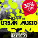 Urban Music Night - VideoHive Item for Sale