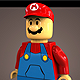 Lego Mario - 3DOcean Item for Sale
