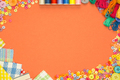 Arts and Crafts background with copy space - PhotoDune Item for Sale