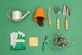 Gardening flat lay - PhotoDune Item for Sale