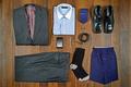 Business attire flat lay - PhotoDune Item for Sale