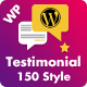 YIT Testimonial Showcase WordPress Plugin - CodeCanyon Item for Sale