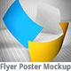 Flyer Poster Mockup - GraphicRiver Item for Sale