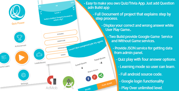 Quiz Power Cracked Codecanyon (4 38 MB) - Nulled Script Free Download