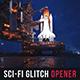 Sci-Fi Glitch Opener - VideoHive Item for Sale
