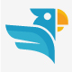 Parrot Logo Template - GraphicRiver Item for Sale
