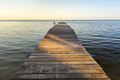 Shadows On Jetty - PhotoDune Item for Sale