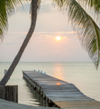 Tropical Sunrise Jetty - PhotoDune Item for Sale