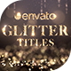 Glitter Titles - VideoHive Item for Sale