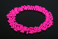 Pills, vitamins on black background - PhotoDune Item for Sale