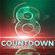 Countdown Dark - VideoHive Item for Sale