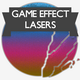 Game Effect Lasers Pack - AudioJungle Item for Sale
