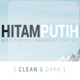 Hitamputih Powerpoint Template - GraphicRiver Item for Sale