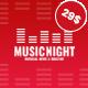 MusicNight Blog WordPress Theme - ThemeForest Item for Sale