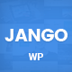 Jango | Highly Flexible Component Based WP Theme - ThemeForest Item for Sale