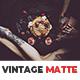 10 Vintage Matte Lightroom Presets - GraphicRiver Item for Sale