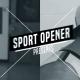 Sports Presentation - VideoHive Item for Sale