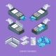 Contact Payment Terminal - GraphicRiver Item for Sale