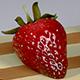 Strawberries - 3DOcean Item for Sale