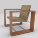 Chair Cuna  - 3DOcean Item for Sale