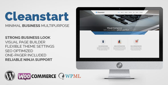 Review: Corporate Business WordPress Theme - Cleanstart free download Review: Corporate Business WordPress Theme - Cleanstart nulled Review: Corporate Business WordPress Theme - Cleanstart