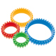 colorful gears - GraphicRiver Item for Sale