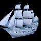 Galeon ship - 3DOcean Item for Sale
