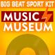 Sport Rock Big Beat Kit
