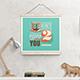 Wooden Poster Hanger Mockups - GraphicRiver Item for Sale