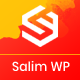 Salim - Construction and Building WordPress Theme - ThemeForest Item for Sale
