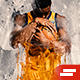 Gif Animated Liquid Paint Photoshop Action - GraphicRiver Item for Sale