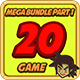 Mega Bundle 20 Game Part 1 - CodeCanyon Item for Sale