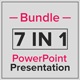 7 in 1 Powerpoint Presentation Bundle - GraphicRiver Item for Sale