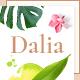 Dalia - Modern Wellness & Cosmetics Theme - ThemeForest Item for Sale