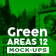 Green Areas Vol.12 Mock-Ups Pack - GraphicRiver Item for Sale