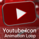 Youtube Icon Background Loop - VideoHive Item for Sale