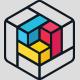 Cube Bar Logo - GraphicRiver Item for Sale