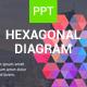 Hexagonal Diagram - Powerpoint - GraphicRiver Item for Sale