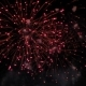 Magnificent Holiday Fireworks on Holiday - VideoHive Item for Sale