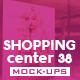 Shopping Center Vol.38 Mock Ups Pack - GraphicRiver Item for Sale