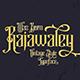 Rajawaley Typeface - GraphicRiver Item for Sale