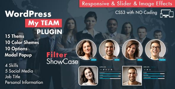 Codecanyon | My Team Showcase WordPress Plugin Free Download free download Codecanyon | My Team Showcase WordPress Plugin Free Download nulled Codecanyon | My Team Showcase WordPress Plugin Free Download