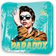 Paradox Music Flyer v.2 - GraphicRiver Item for Sale