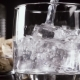 Glass of Vodka on the Table with a Snack - VideoHive Item for Sale
