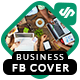 Business Service Facebook Timeline Covers - AR - GraphicRiver Item for Sale