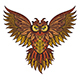 Owl Bird Illustration - GraphicRiver Item for Sale