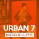 Urban Vol.7 Mock Ups Pack - GraphicRiver Item for Sale
