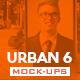 Urban Vol.6 Mock Ups Pack - GraphicRiver Item for Sale