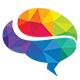Poly Brain Logo - GraphicRiver Item for Sale